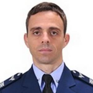 Axel Vianna Cezar Maj Av, Chefe da Subdivisão de Gestão da Informação Aeronáutica – Academia da Força Aérea Brasileira
