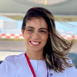 Fernanda Torezan Godoy, Graduada – Embry-Riddle Aeronautical University