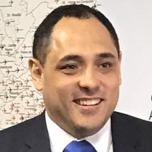 Paulo Henrique Possas, Coordenador Geral de Facilitação e Desempenho Operacional da Secretaria de Aviação Civil – MInfra – Ministério da Infraestrutura
