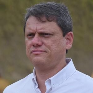 Tarcísio Gomes de Freitas, Ministro – Ministério da Infraestrutura